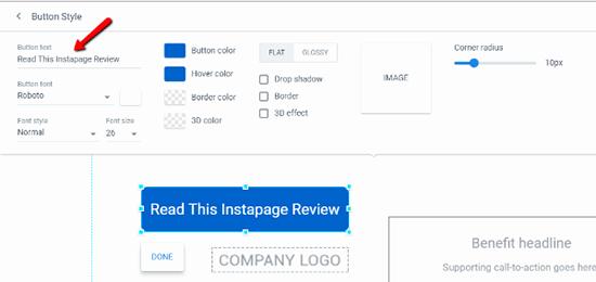 Instapage - Um olhar sobre como criar uma landig page rapidamente