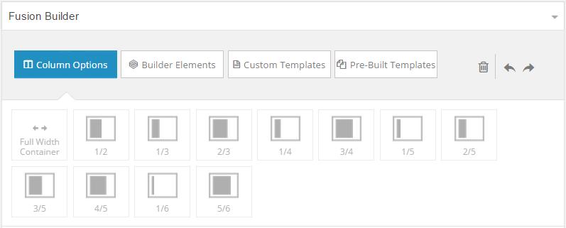 Avada-Page-Builder-Coluna-Opções
