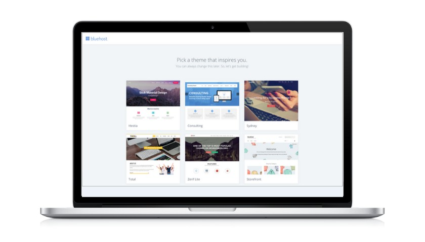 Instale e construa o seu site WordPress com Bluehost - joaobotas.pt
