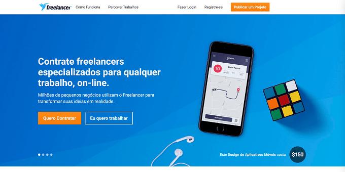 site da freelancer