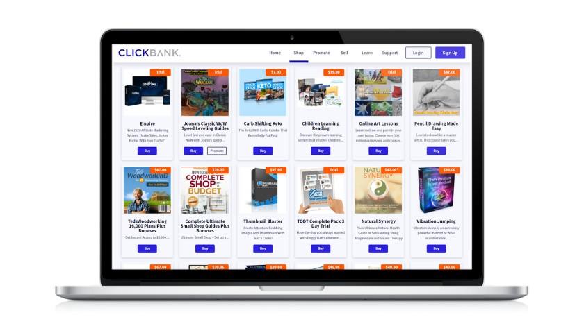 plataforma para afiliados clickbank - joaobotas.pt
