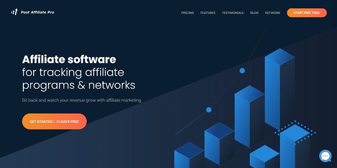 site da post affiliate pro