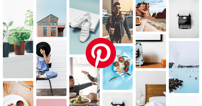 site do pinterest