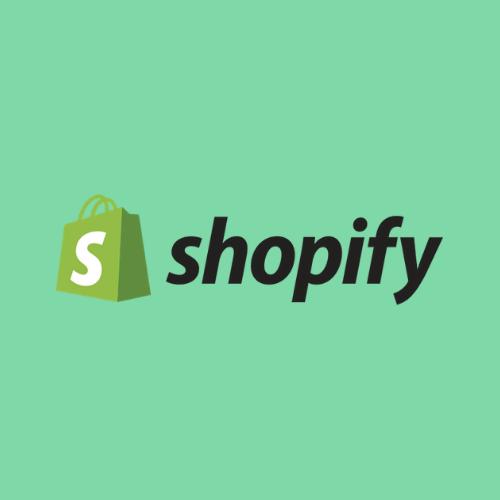 logótipo shopify