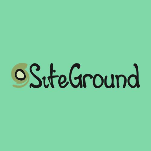 logótipo siteground