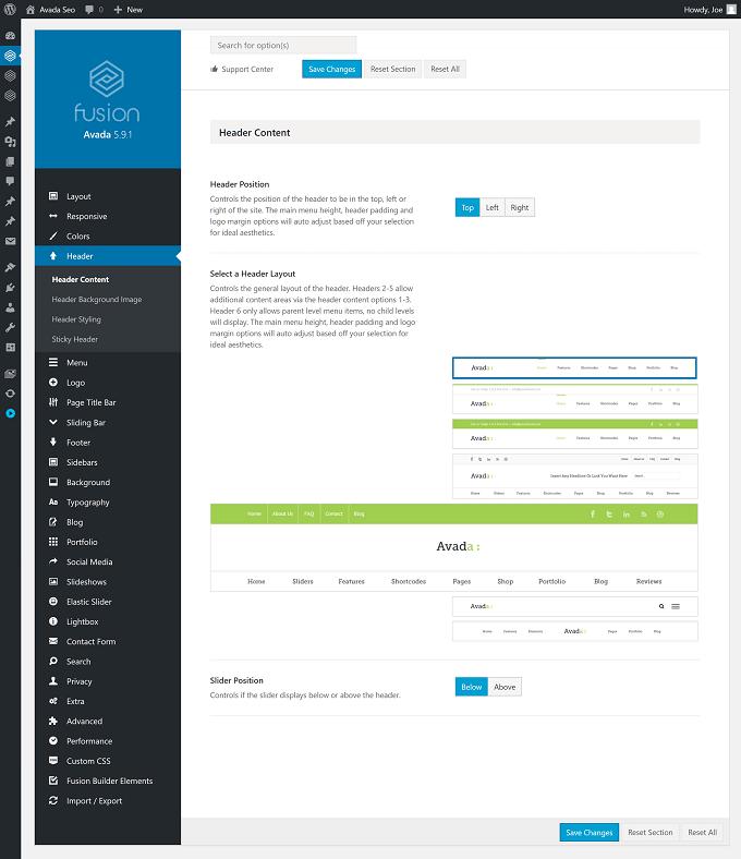 Avada WordPress (3)