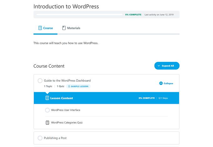 cursos LearnDash