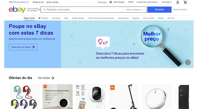 site da ebay