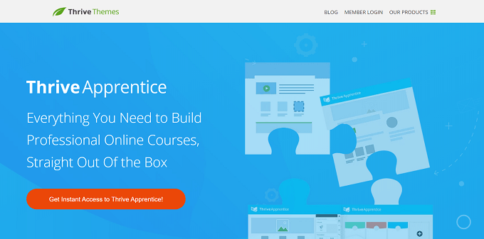 site da thrive apprentice