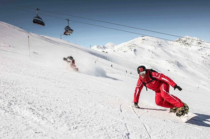 negócio online do Snowboard